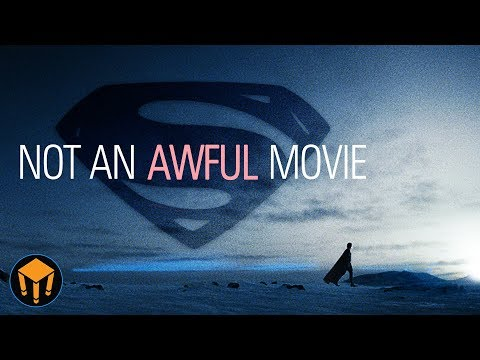 Man Of Steel (Is Not An AWFUL Movie)
