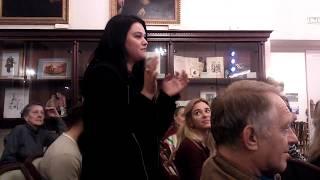 """Видео-репортаж о моей фото-выставке """"Уроки чтения"""" в Москве"""