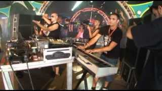 GUIGOO EXCLUSIVE KEYBOARD PARTS - NARKOTEK LIVE - MONEGROS 2013