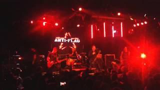 Anti-Flag - Hymn for the Dead - LIVE @ PPC Graz, 31-Jul-2014