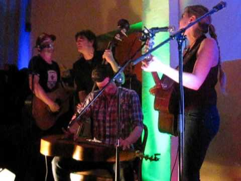 "MerryGold with Jed Rowe, ""Tear my Stillhouse Down"" (Gillian Welch)"