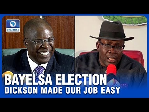 Governor Dickson Made Our Job Very Easy - Sylva