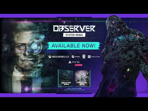 Launch Trailer de Observer: System Redux