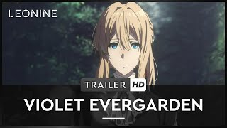 Violet Evergarden Special Film Trailer