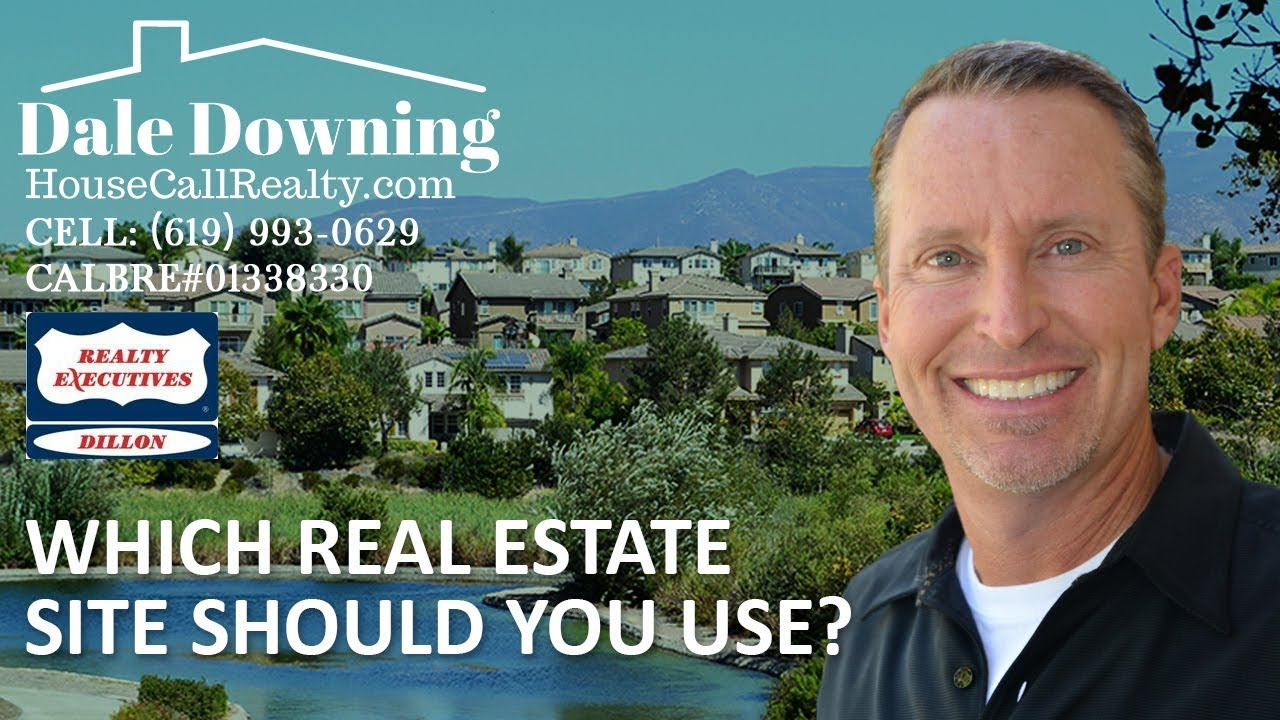Which Real Estate Site Should You Use?