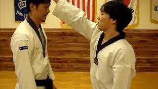 10 – High Blue Belt Hapkido