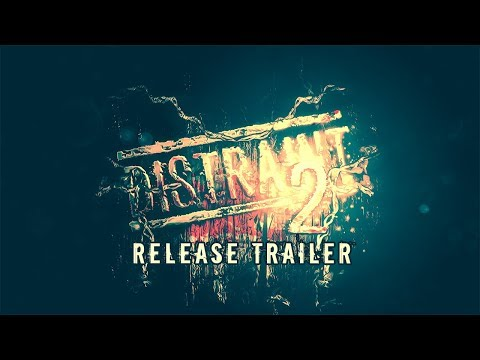 DISTRAINT 2 - Official Release Trailer thumbnail