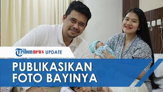 Lahirkan Anak Keduanya, Kahiyang Ayu Kini Pamerkan Foto Bayinya, Reaksi Sedah Mirah Bikin Gemas