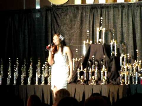 Tiffany Hunter - Leave The Pieces (Live Performance) CMTC Winner