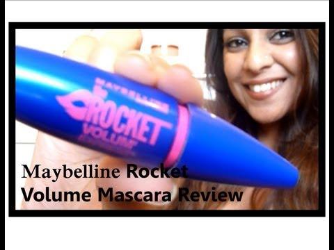 Drugstore Mascara Review: Maybelline Rocket Mascara