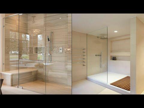 120 Modern shower design ideas - Small bathroom design 2021