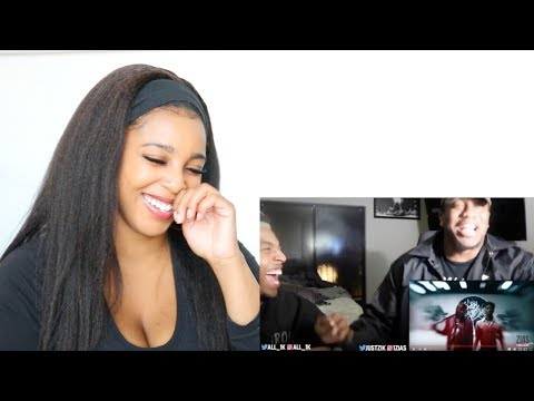 ZIAS AND B. LOU FUNNY MOMENTS | Reaction