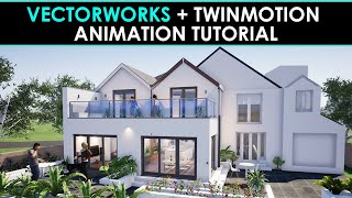 Twinmotion Fantasy Landscape -