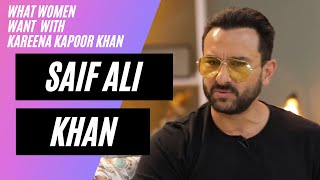 Saif Ali Khan & Kareena discuss about Modern Marriages | What Women Want with Kareena Kapoor Khan