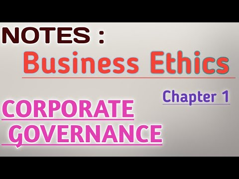 Business Ethics Meaning   Principles of Business ethics   Types of Business ethics