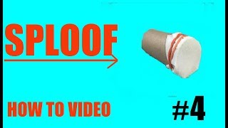 How To Make A Sploof!!! (EASY)