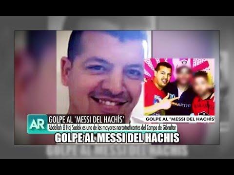 Golpe al 'Messi del Hachís' - Aduanas SVA
