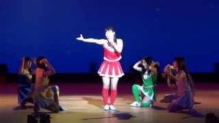 小山高校 ダンス部 「行くぜっ!怪盗少女」 2