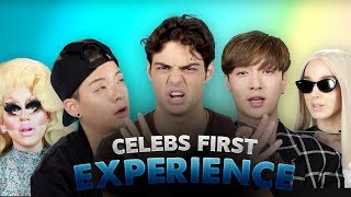 Celebrities Telling About Their First Times