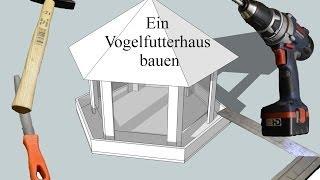 Vogel Futterhaus Selber Bauen Deko Garten Balkon   Most Popular Videos