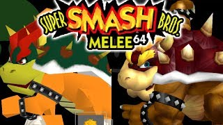 Super Smash Bros Melee 64