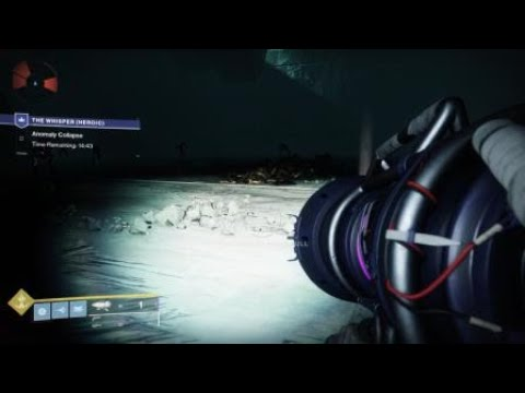 Destiny 2 - FASTEST Wardcliff Coil Catalyst Masterwork