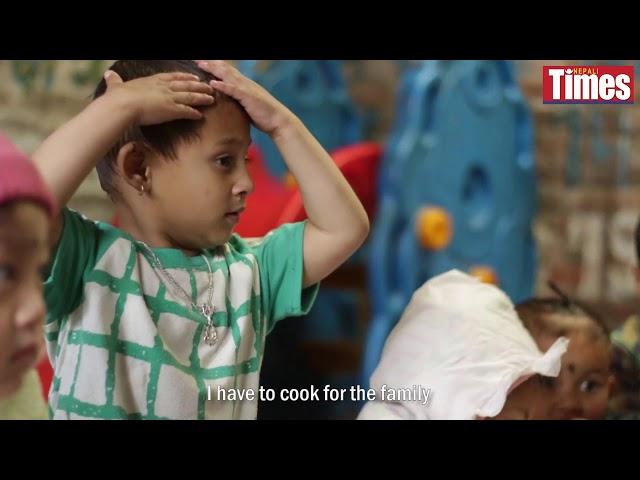 Bhaktapur's Miracle boy at 3