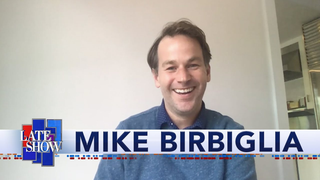 Mike Birbiglia Tries Out Some New Material On Stephen Colbert thumbnail