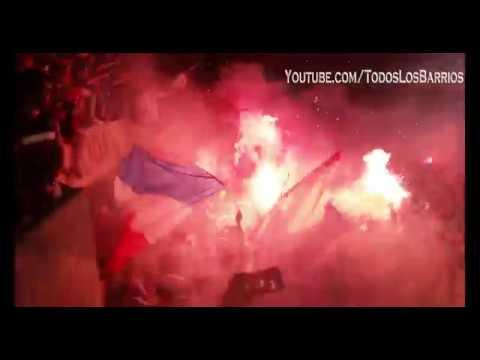 """CNdeF vs Peñ*arol - Como no soy manya, no se abandonar"" Barra: La Banda del Parque • Club: Nacional"