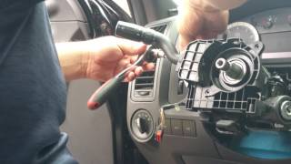Ignition switch problem (read description before anything else) ( 2008 Ford Escape) Part 1