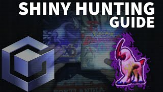 335 - Pokemon Colosseum/XD SHINY HUNTING GUIDE! Watch this before picking a target.