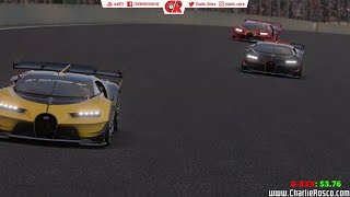 Gran Turismo Sport - Interlagos vs SR. Who will be the victor!