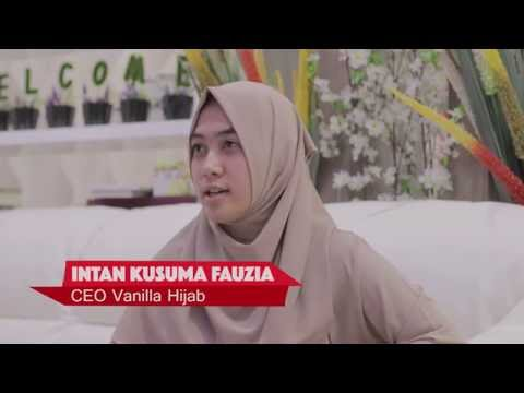 Video Kisah Juragan Online Shop - Vanilla Hijab
