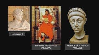 38. Gaismas Ceļš: Ambrozijs, Hieronīms, Augustīns. Vigilantius, Novaciāņu un Donātistu nošķiršanās