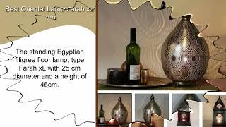 Oriental home decor || Oriental Lamps || Home Improvement || Decorating