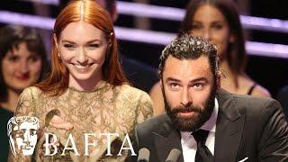 Poldark gagne le prix du public (BAFTA 2016)