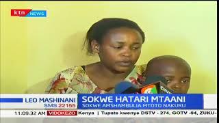 Mtoto wa umri wa miaka 10 ajeruhiwa baada ya kushabuliwa na sokwe katika kaunti ya Nakuru