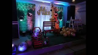 Event Styling Gig - ALICE Fabulous @ 50 *16 | Lhiel | Team Lhiel Espino