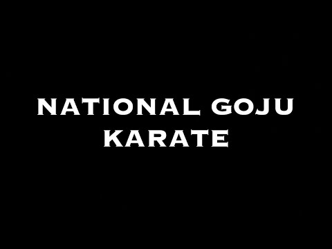 National Goju Karate 2018 In Review
