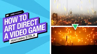 Watch This BEFORE You Art Direct A Game!