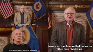 4 Minnesota Governors Collaborate To Urge Minnesotans To Vote