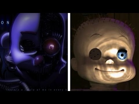 10 Secretos De Los Teasers Imagen Del Five Nights At Freddy's Sister Locaction