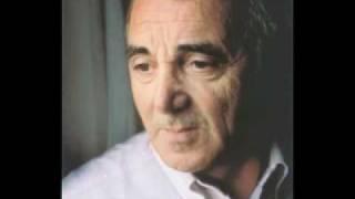 Comme des etrangers - Charles Aznavour