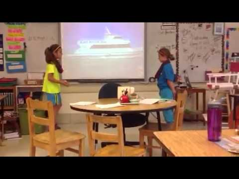 Video Zebra Mussel Skit