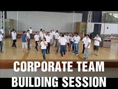 Anchor Sanjay Team Building Expert
