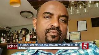 Church Offers $10,000 Reward For Ethiopian Market Owner's Killer