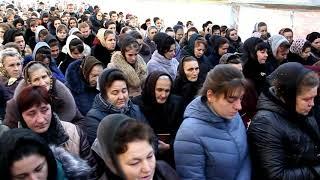 Похорон Меренич Оксани 21.01.2019 село Заріччя