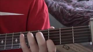 L.A. Guns-Ballad of Jayne Guitar Lesson