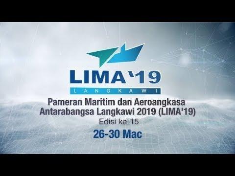 [LIVE] Perkembangan terkini dan suasana Pameran LIMA 2019