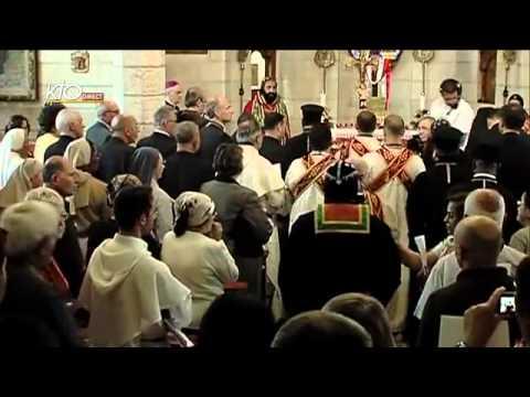 Prière pour la réconciliation - Eglise syriaque catholique de Saint Thomas